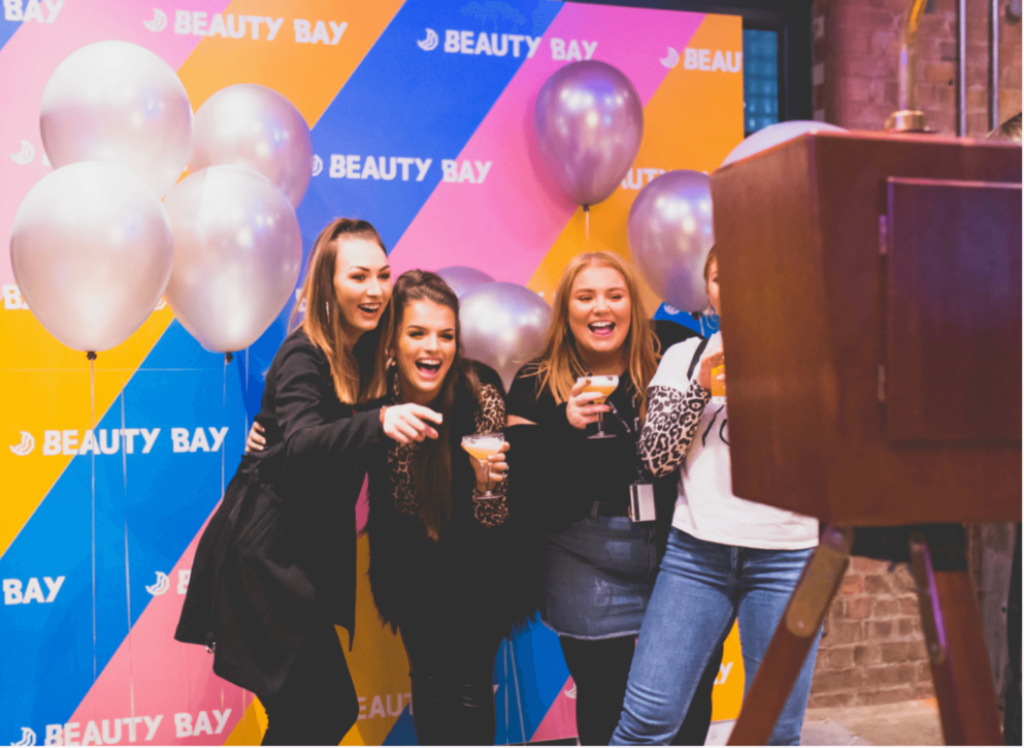beauty bay events image